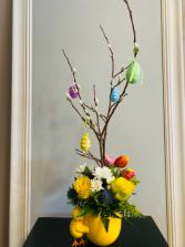 Easter tree Arrangement