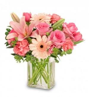 EFFLORESCENCE Flower Arrangement in Whittier, CA | Rosemantico Flowers