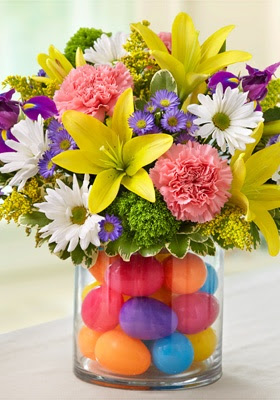 Egg--stra Special Arrangement in Cherokee, IA | Blooming House