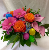 Egged Easter Fresh Floral Design