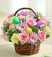 """Eggs""ceptional Easter Basket"