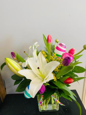 eggstra special Vase Arrangement