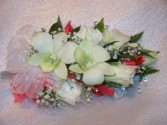 Elegance all the way Corsage