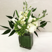 Elegance in a Vase Floral arrangement