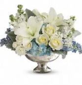 Elegance in Bloom Ceremony Flowers