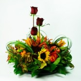 Elegance of Fall Fall Centerpiece