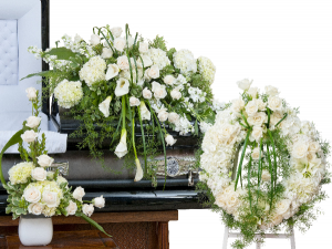 Elegance Trio  in Swannanoa, NC | The Asheville Florist