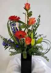 Elegance Vase Design