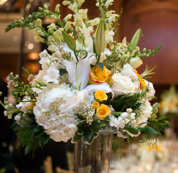 Elegance  Wedding Centerpiece
