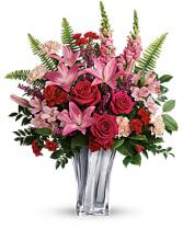 Elegant Adoration Vase