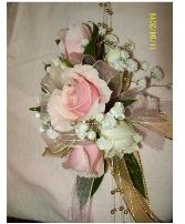 Elegant Affair Prom Corsage