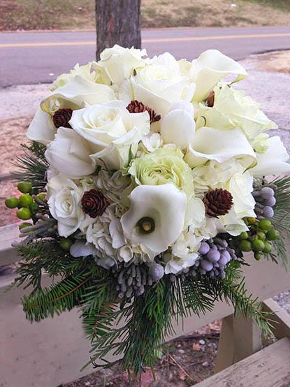 Elegant Anemonies Bouquet