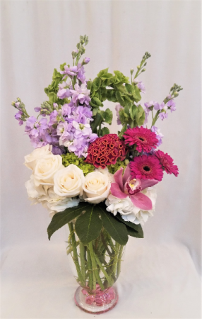 Elegant Beauty Arrangement