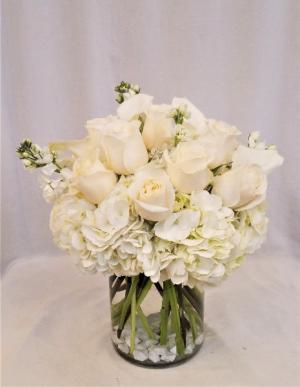 Elegant Bliss Arrangement in Boca Raton, FL | Flowers of Boca