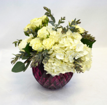 Elegant Blooms Flower Arrangement