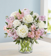 Elegant Blush Bouquet  174315