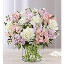 Elegant Blush™ Bouquet All-around arrangement