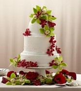 ELEGANT CAKE WEDDING