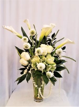 Elegant Chic Arrangement in Boca Raton, FL | FLOWERS OF BOCA