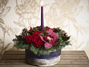 Elegant Christmas Arrangement in Spruce Grove, AB | TARAH'S GROWER DIRECT