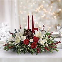 Elegant Christmas Christmas Centerpiece