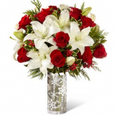 ELEGANT CHRISTMAS Vase Arrangement