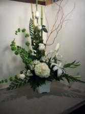 Elegant Design Funeral arrangement
