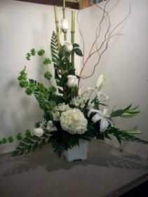 Elegant Design Funeral arrangement