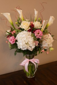 Elegant Embrace Vase Arrangement