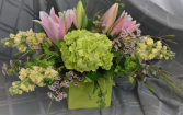 ELEGANT EXPRESSIONS FRESH FLOWER ARRANGEMENT