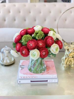 Elegant Finest Ranunculus   in Coconut Grove, FL | Luxury Flowers