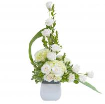 Elegant Flowing Love Tribute Arrangement