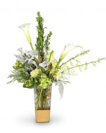 Elegant Greens Arrangement