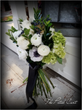 Elegant Hand Tied Bridal Bouquet