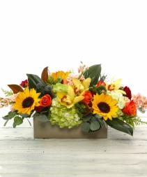 Elegant Harvest Centerpiece centerpiece