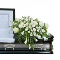 Elegant Love Casket Spray Spray