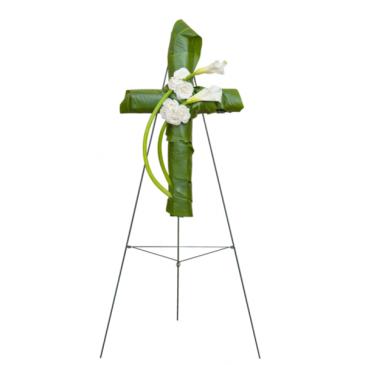 Elegant Love Graceful Cross Standing Cross