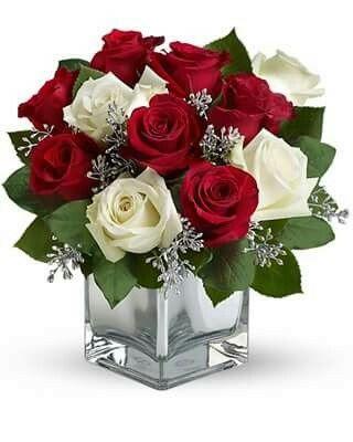 Elegant Love Rose Arrangement