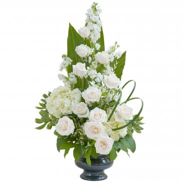 Elegant Love Urn Arrangement