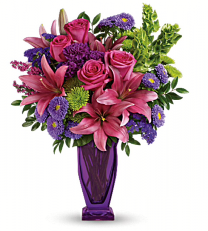 Elegant Mixed Flower Bouquet Mixed Flower Bouquet In Seminole Ok Country Rose