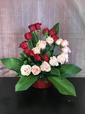 Elegant Rose Arragment Roses