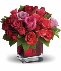 Elegant Rose Design  Vase Rose Design