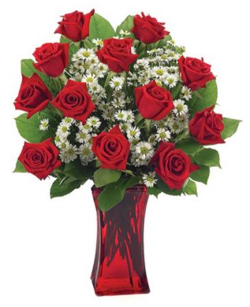 Elegant Rose Wishes BF110-11KM
