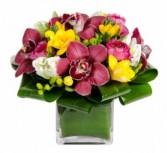 Elegant Spring Flower Arrangement