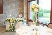 Elegant Sweetheart Tables