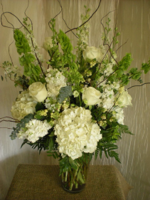 Elegant Thoughts Vase