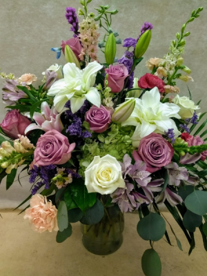 Elegant Vase Arrangement  in Warren, MI | JIM'S FLORIST