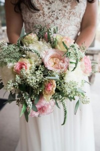 Elegant wildflower  Bridal Bqt