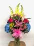 ELEGANT WISHES floral arrangement