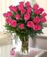 Eleganza a la PINK- Two Dozen roses